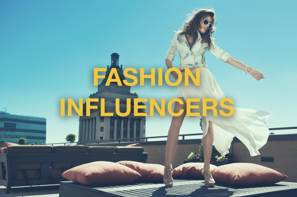 luxury fashion influencers